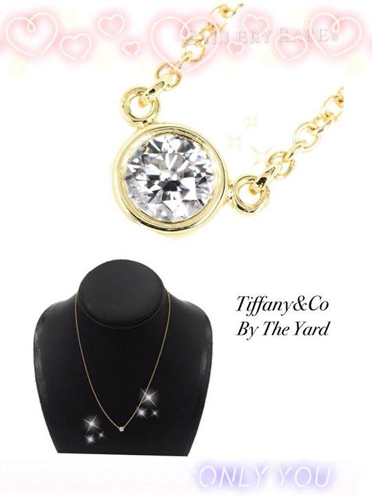 low priced 103aa c9e30 ティファニー(Tiffany&Co.)のバイザヤード、1つは持っていたい ...