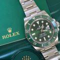 rolex submariner date 116610LV ロレックス サブマリーナ デイト 時計 買取