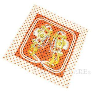 映画芸術性の高いデザインのスカーフ エルメス(HERMES)のスカーフ