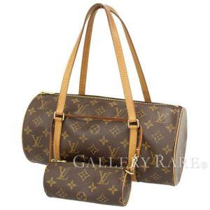 筒型のバッグと言えば、ルイ・ヴィトン(LOUIS VUITTON) のバッグ『パピヨン』と『ベッドフォード』