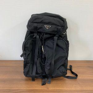 バックパック 2VZ019 黒 ナイロン